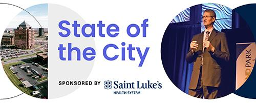 Mayor's State of the City Address & Luncheon 2020